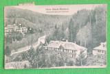 Carte postals Baile Slanic Moldova Administratia si cazinoul, Circulata, Printata