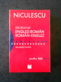 GEORGETA NICHIFOR - DICTIONAR ENGLEZ ROMAN / ROMAN ENGLEZ