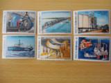 Serie timbre romanesti nestampilate Romania MNH