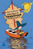 Aventurile lui Habarnam si ale prietenilor sai ( albastru )