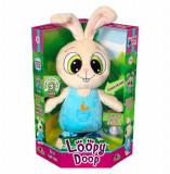 Cumpara ieftin Jucarie de plus interactiva Noriel Pets - Iepurasul Loopy Doop