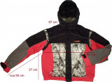 Geaca ski schi ATOMIC originala, detasabila vesta (L/XL) cod-447064