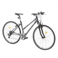 Bicicleta Dama DHS Contura 2866 440mm. Gri 28