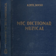 Mic Dictionar Muzical - A. Doljanski