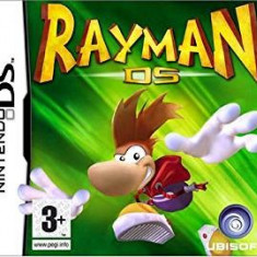 Joc Rayman Nintendo DS (1303), Role playing, 3+, Single player, Ubisoft