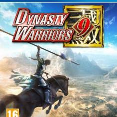 Joc consola Tecmo Koei Dynasty Warriors 9 pentru PS4