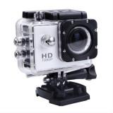Camera Video HD Subacvatica si pentru Motocicleta 1080P Sports Cam, Card de memorie