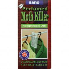 Tablete antimolii Sano Moth Killing Hanger, 2 buc