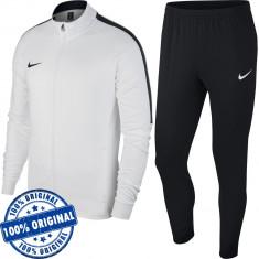 Trening Nike Academy 18 pentru barbati - trening original - treninguri barbati, L, Alb, Poliester