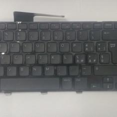 Tastatura laptop noua Dell 17R N7110 XPS 17 L702X 5720 Vostro 3750 DP/N 6DYR3 Italia