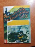 Carte pentru copii anii '90 -aventurile submarinului dox,nr 1