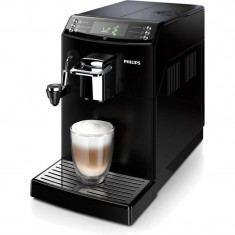 Espressor super automat Philips 4000 series HD8844/09, 1850W, 1.8l, 15 bari, Negru
