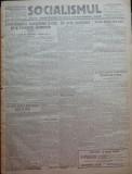 Ziarul Socialismul , Organul Partidului Socialist , nr. 21 / 1920