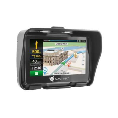 Navigatie GPS NAVITEL G550 MOTO cu actualizari ale hartii de viata foto