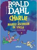 Charlie și Marele Ascensor de Sticlă - format mare