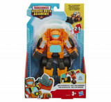 Transformers Rescue Bots Academy - Figurina Wedge