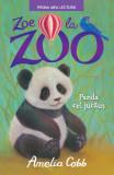 Zoe la Zoo. Panda cel jucăuș