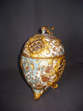 Bomboniera zsolnay fischer an 1890, Decorative