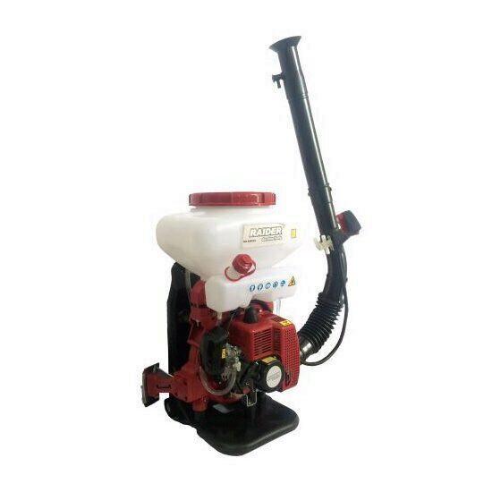 Atomizor cu motor si pompa booster Raider RD-KMD02, rezervor 14L, inaltime pulverizare 10m, 3 CP Mania Tools