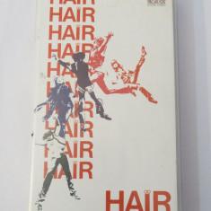 Caseta video VHS originala film tradus Ro - Hair