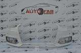 Bară faţă Audi A1 an 2016-2018 cu găuri pentru Parktronic şi spălătoare faruri