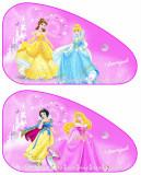 Parasolare Disney Princess 66x42 cm , set 2 buc. Kft Auto