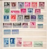 Romania  1938    lot    29   t.  Nestampilate, Oameni, Nestampilat