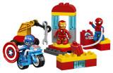 Lego Duplo Laboratorul Super Heroes