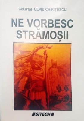 NE VORBESC STRĂMOȘII foto