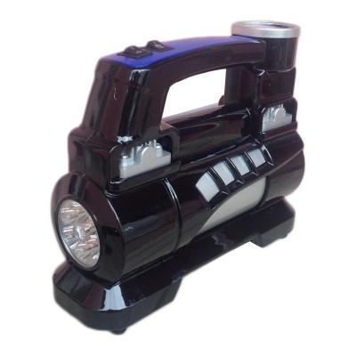 Compresor auto, 288 W, 24 A, 150 PSI, 55 l/min, trusa inclusa foto