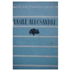 POEZII - VASILE ALECSANDRI