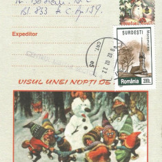 @carte postala-178/2001--CARTE POSTALA MILITARA