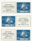 Spania/Romania, Exil romanesc, em. a XXII-a, Europa 1960, dant., 1960, MNH, Nestampilat