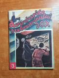 Carte pentru copii anii '90 -aventurile submarinului dox,nr 3