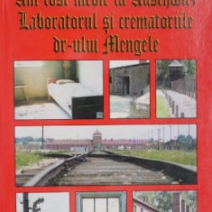Am fost medic la Auschwitz – Nyiszli Miklos