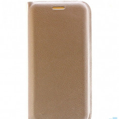Husa Flip Cover Huawei Y5 II Gold