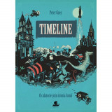 Carte Editura Humanitas, Timeline: O calatorie prin istoria lumii, Peter Goes