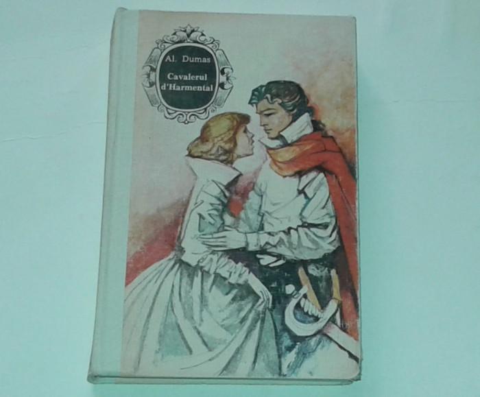 ALEXANDRE DUMAS - CAVALERUL D'HARMENTAL