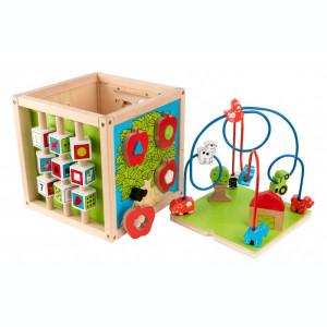 Cub educativ Farmyard