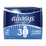 Absorbante ALWAYS Ultra Night 7 bucati