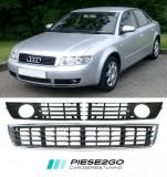 Set grile grila bara fata Audi A4 B6 2000|2001|2002|2003|2004|2005