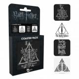 Coaster - Harry Potter Deathly Hallows | GB Eye
