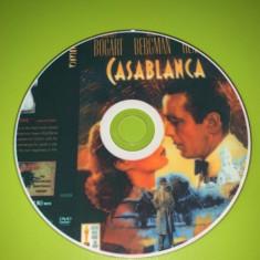 FILM DVD - Casablanca, Romana