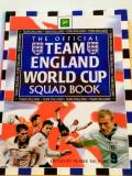 Album fotbal - Echipa Nationala a ANGLIEI (inclusiv WC Franta`98)