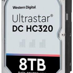 Hard Disk Western Digital UltraStar DC, 8TB, 3.5inch, SATA-III, 7200RPM, 256MB