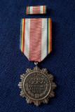 Medalie 23 August 1944 - 1969 - A XXV a aniversare a republicii