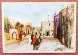 Ierusalim, incinta Domului Stancii - Ronnie Goldberg - Circulata, Israel, Printata