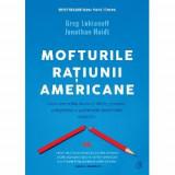 Mofturile ratiunii americane, Curtea Veche Publishing