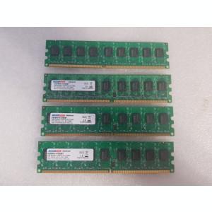 Memorie RAM Dane-Elec 2GB PC2-6400 DDR2-800MHz ECC Unbuffered  - poze reale