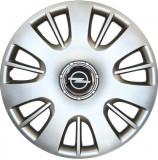 Set 4 Capace Roti Kerime R14, Potrivite Jantelor de 14 inch, Pentru Opel, Model 222